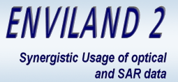Enviland2 synergistic usage of optical and SAR date